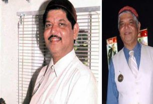 Famous musician Laxman from Ram-Laxman duo passed away
