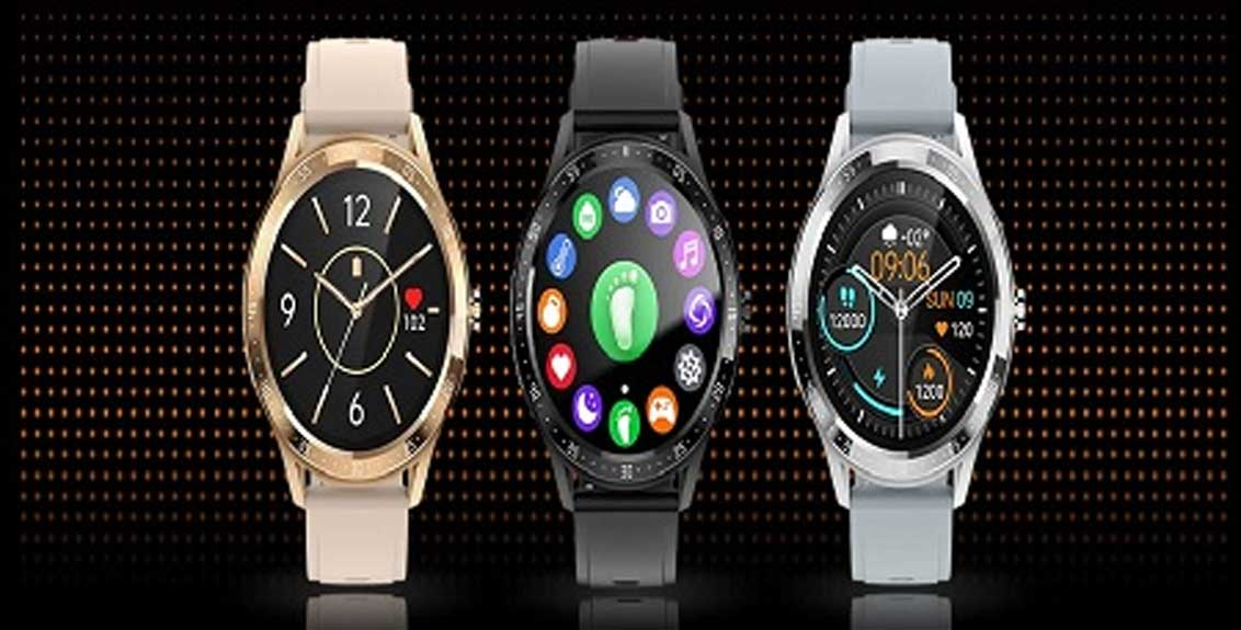 Fire Boltt 360 Smartwatch Launched in India