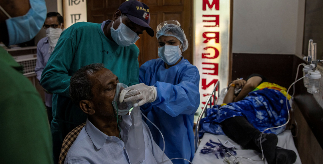 India should give true figures of corona patients and deaths: WHO