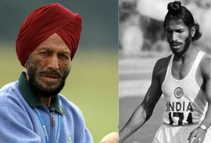 legendary runner Milkha Singh infected with corona