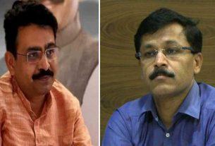 Tukaram Mundhe saddened by the death of Rajiv Satav
