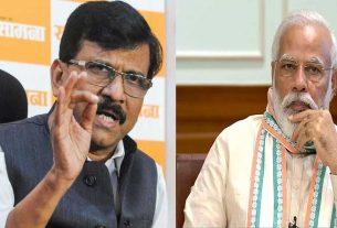 Sanjay Raut Targets Narendra Modi Over Toolkit