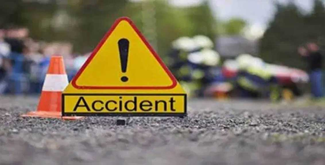 The driver is not responsible if an accident occurs due to the negligence of the pedestrian