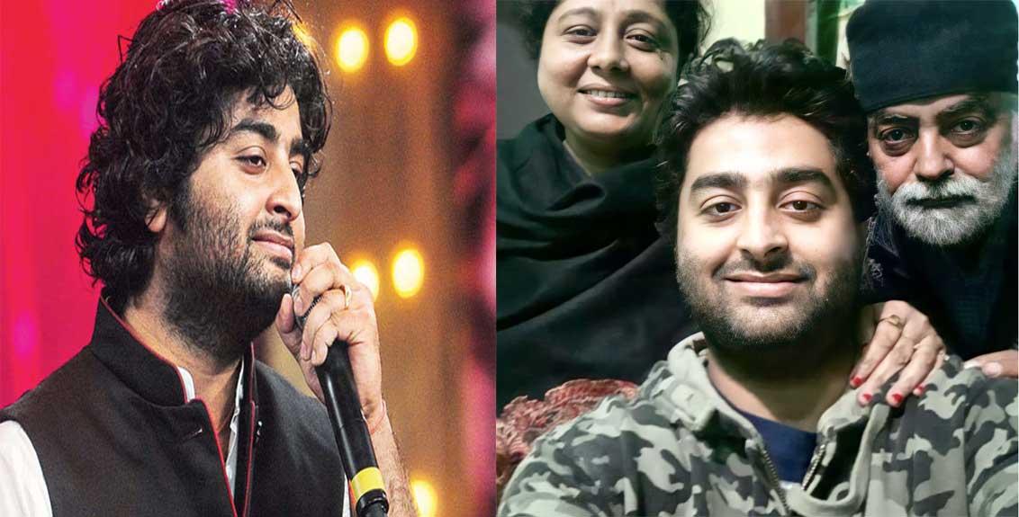 Arijit Singh's mother dies of Covid-19 in Kolkata