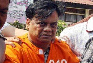 Underworld Don And Gangster Chota Rajan Shifted To Tihar Jail