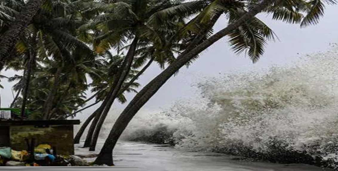 Cyclone Taukte Heavy Rains With Strong Winds in maharashtra