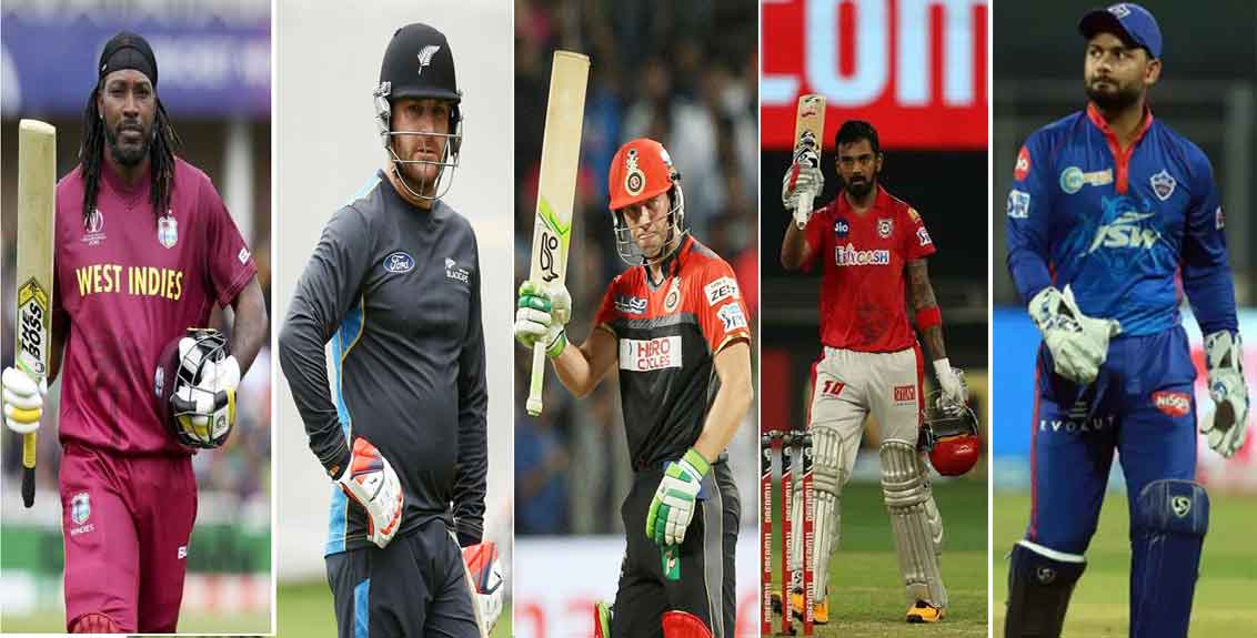 10 highest individual scores in IPL history