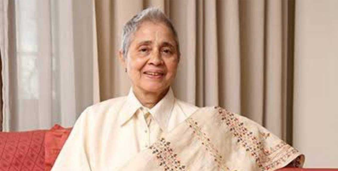 times group chairperson indu jain died due to coronavirus