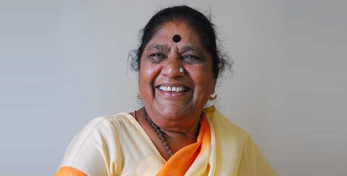 Senior Tamasha artiste Kantabai Satarkar