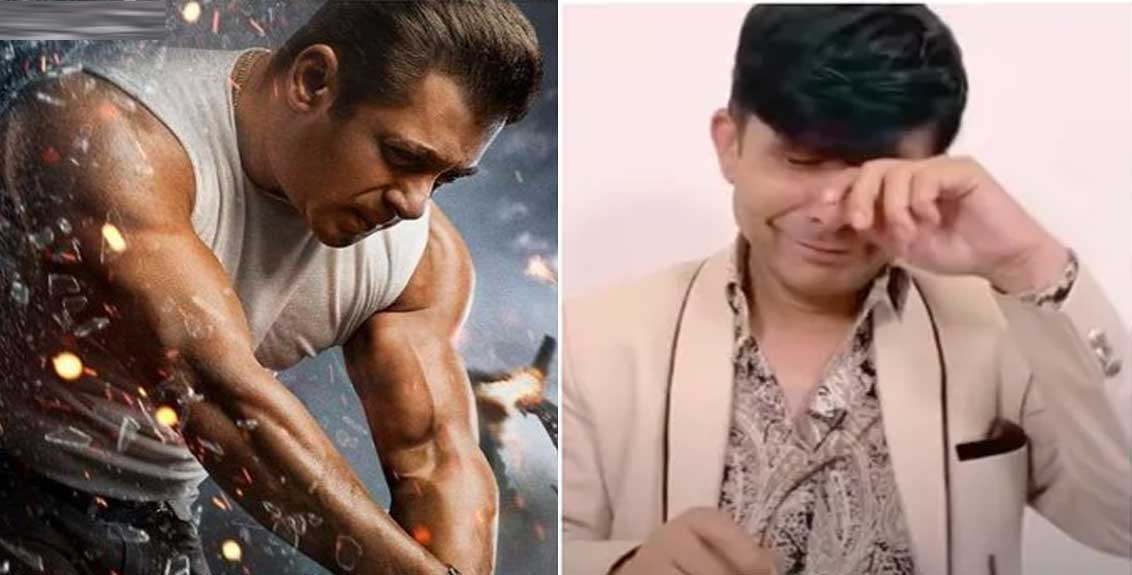 not radhe review this is the reason salman khan filed a defamation case against kamaal