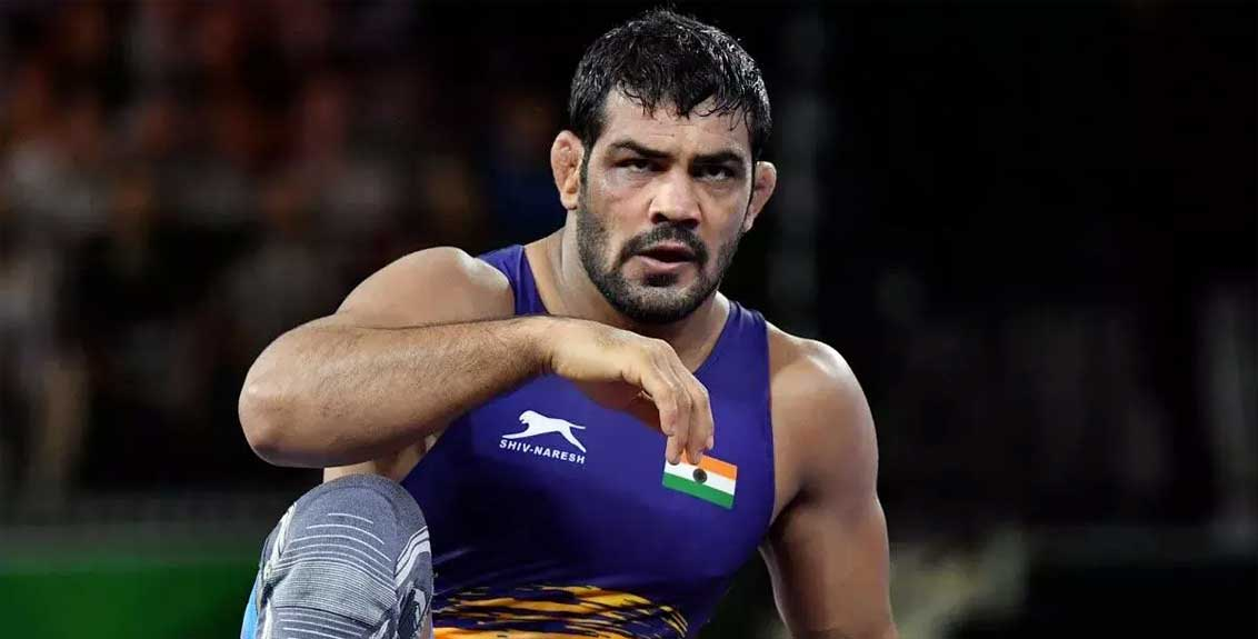 olympian wrestler sushil kumar arrested by delhi police in sagar rana murder case chhatrasal stadium