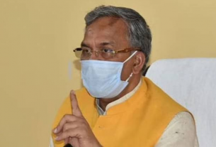 Covid Virus Has A Right To Live Says Uttarakhand Former Cm Trivendra Singh Rawat