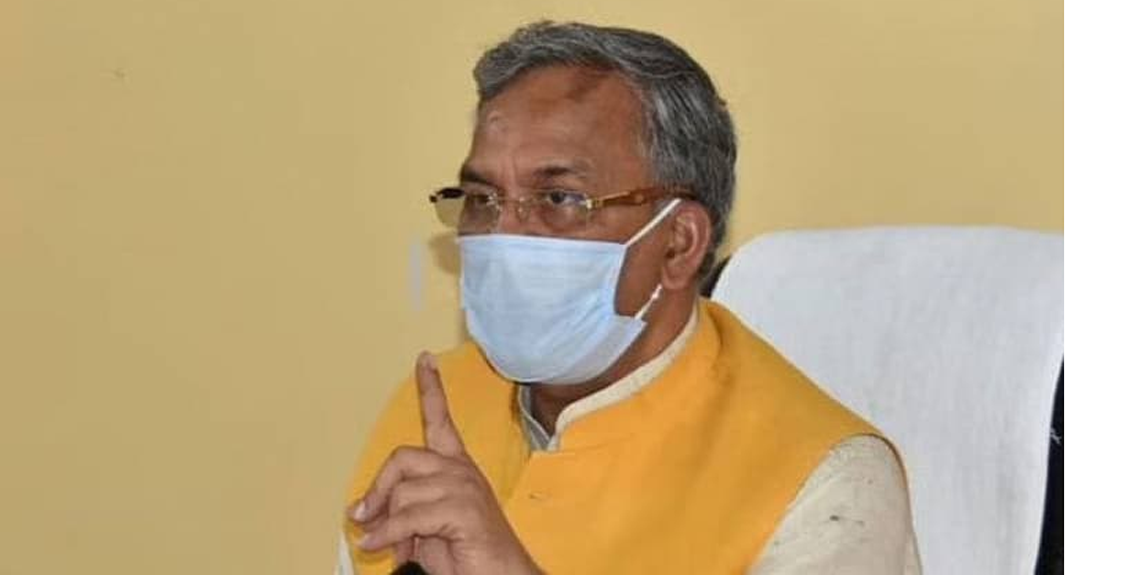 Covid Virus Has A Right To Live Says Uttarakhand Former Cm Trivendra Singh Rawat