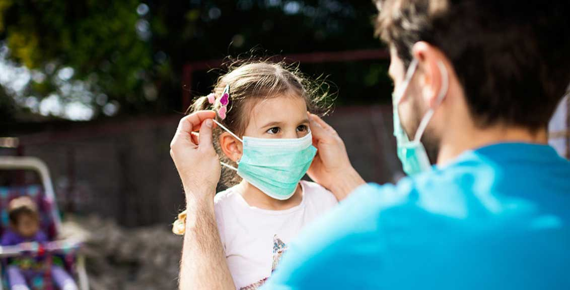 guidelines issued for treatment of corona infected children