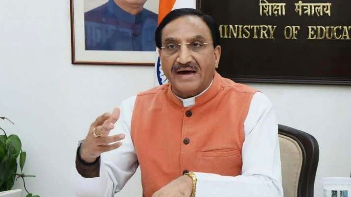 Education Minister Ramesh Pokhriyal admitted to AIIMS after post-Covid complications