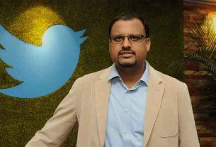 Twitter India Md Manish Maheshwari