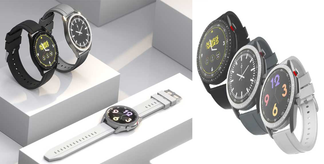 Zebronics Zeb-Fit4220ch Smart Fitness Watch Launched in india