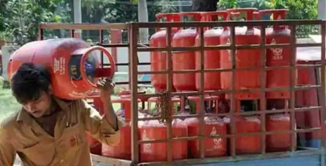 lpg cylinder refill becomes easier chose distributor of your choice