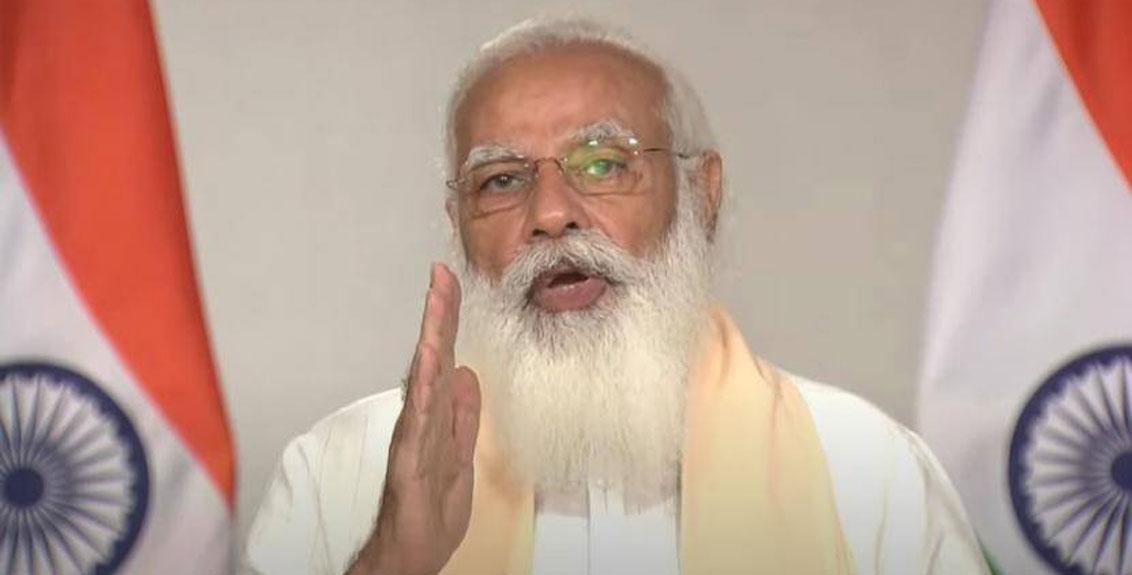 Important points in Prime Minister Narendra Modi's address