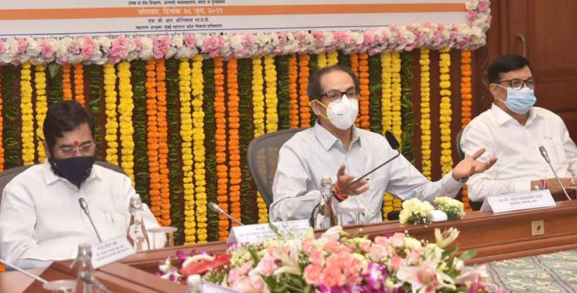 The health of the citizens will be taken care of; There will be no shortage - Chief Minister Uddhav Thackeray