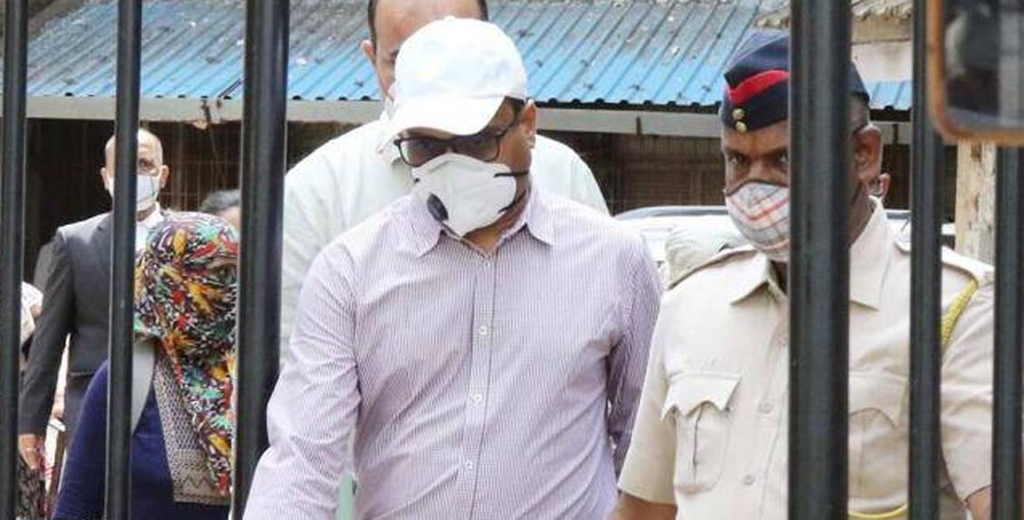 Eknath Khadse's son-in-law Girish Chaudhary's custody extended