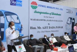 Electric vehicles will be promoted and given priority - Deputy Chief Minister Ajit Pawar