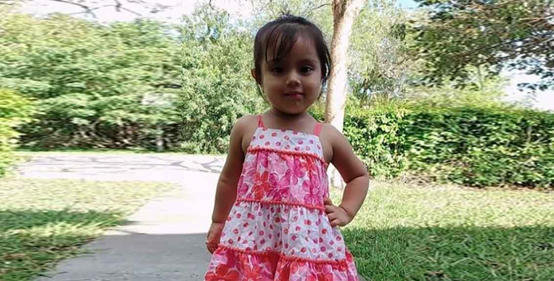 two year old girl dies after being left in hot car for 7 hours