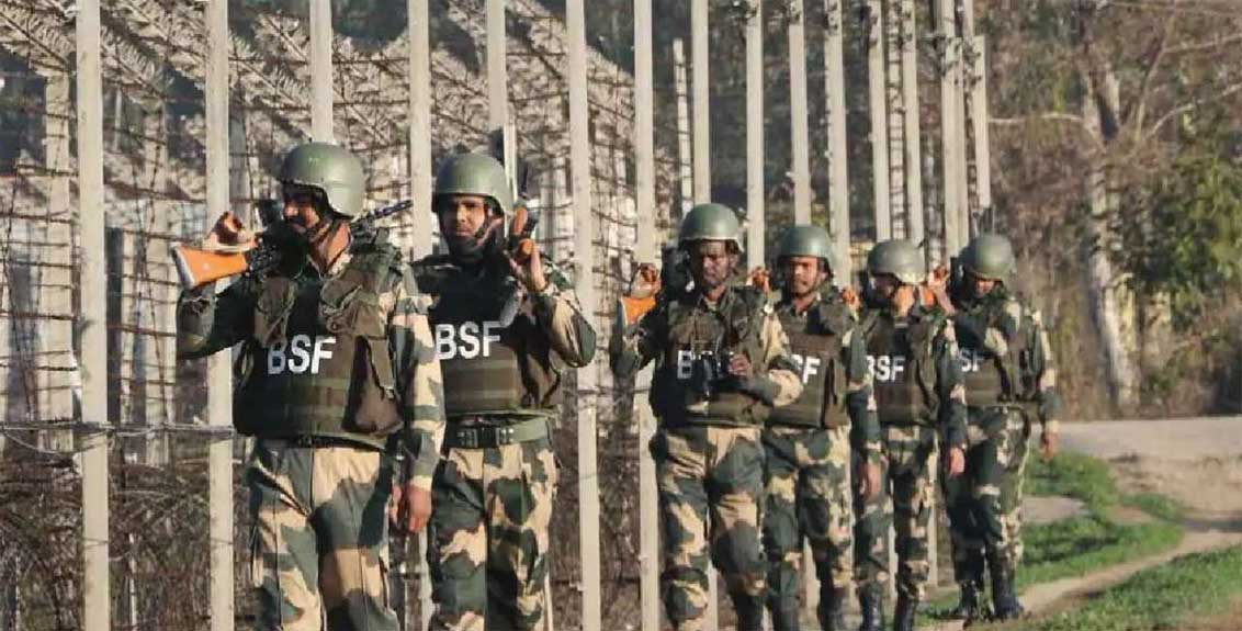 BSF GD constable recruitment 2021 online application started
