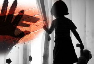 An eight-year-old girl was raped and brutally murdered in Bihar