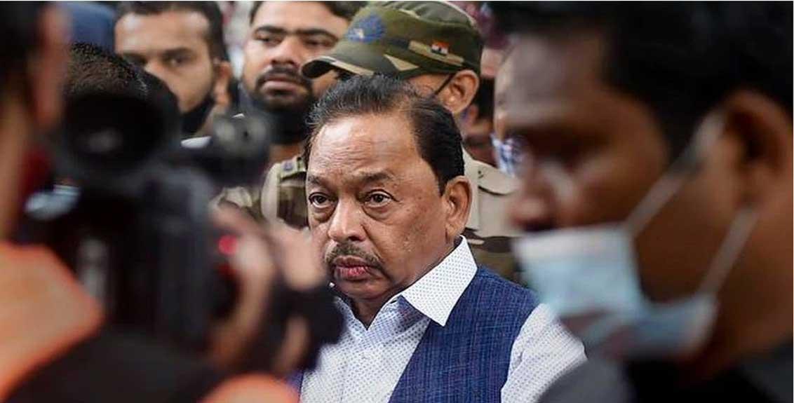 bail granted to narayan rane decision by mahad court