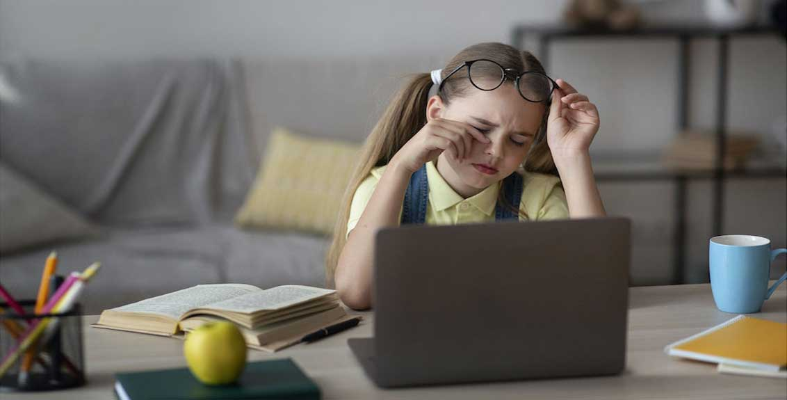 eye problem increasing by digital screen know how to protect eyes