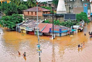 Important decision of the state government for flood affected traders in the state