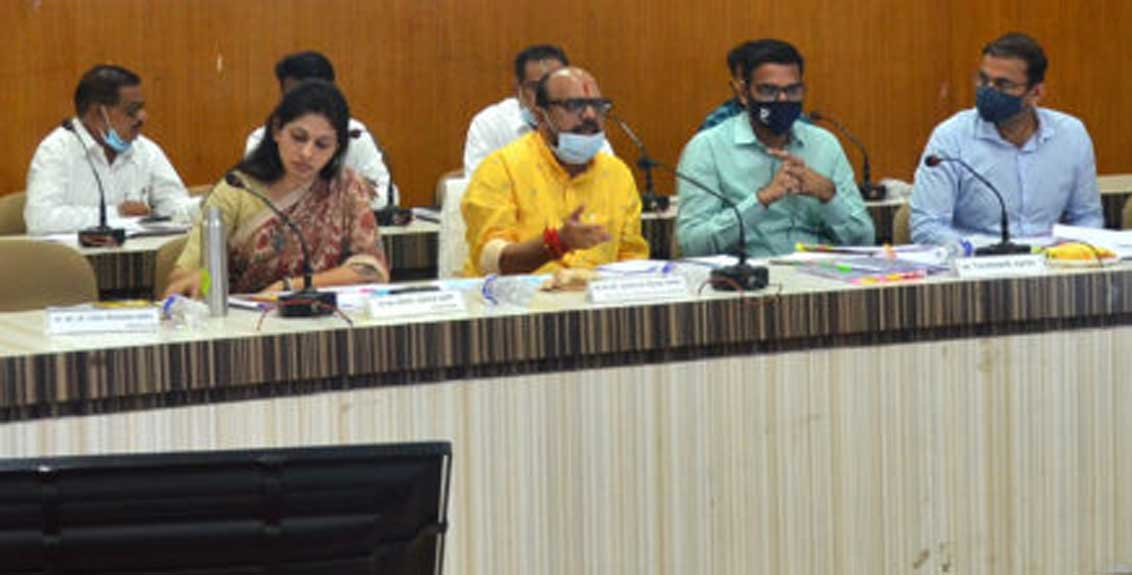 Approval to implement 16 point program to raise the educational level of Zilla Parishad school students