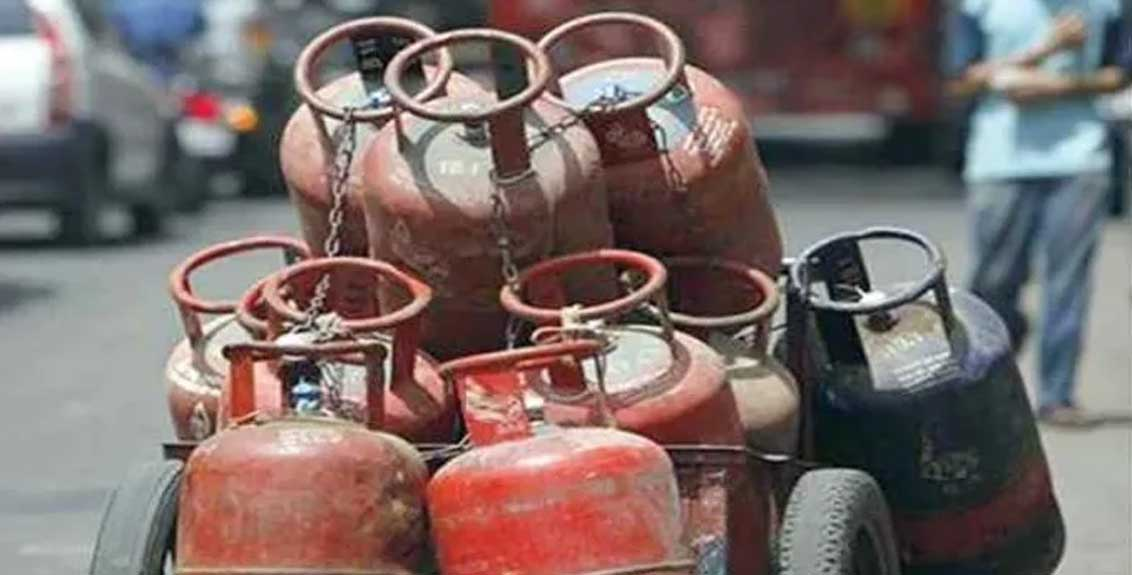 lpg gas cylinder price commercial cylinder price hike