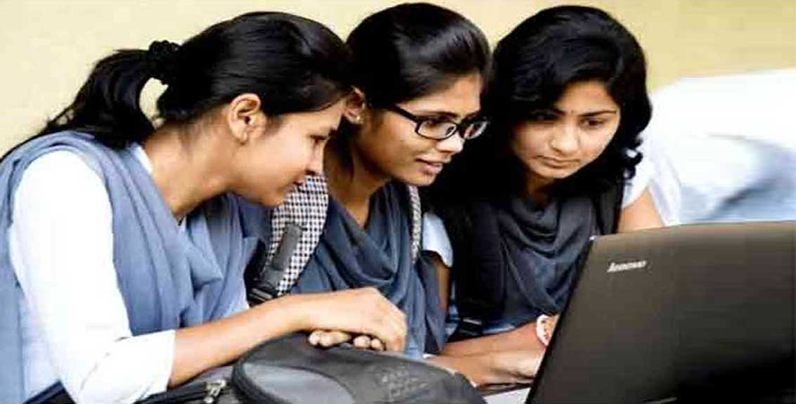 The results of class XII will be announced today at 4 pm