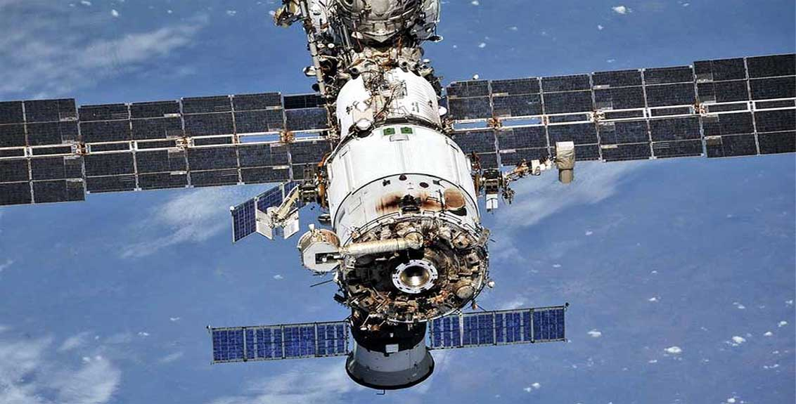 smoke detected in space station