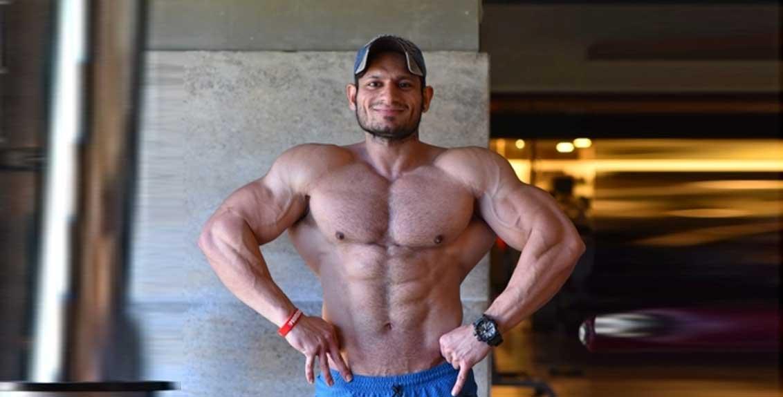 Mr India bodybuilder Manoj Patil's suicide attempt
