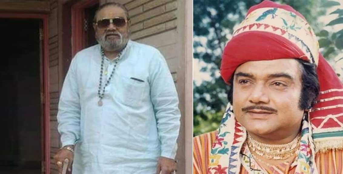 Actor Chandrakant Pandya passed away