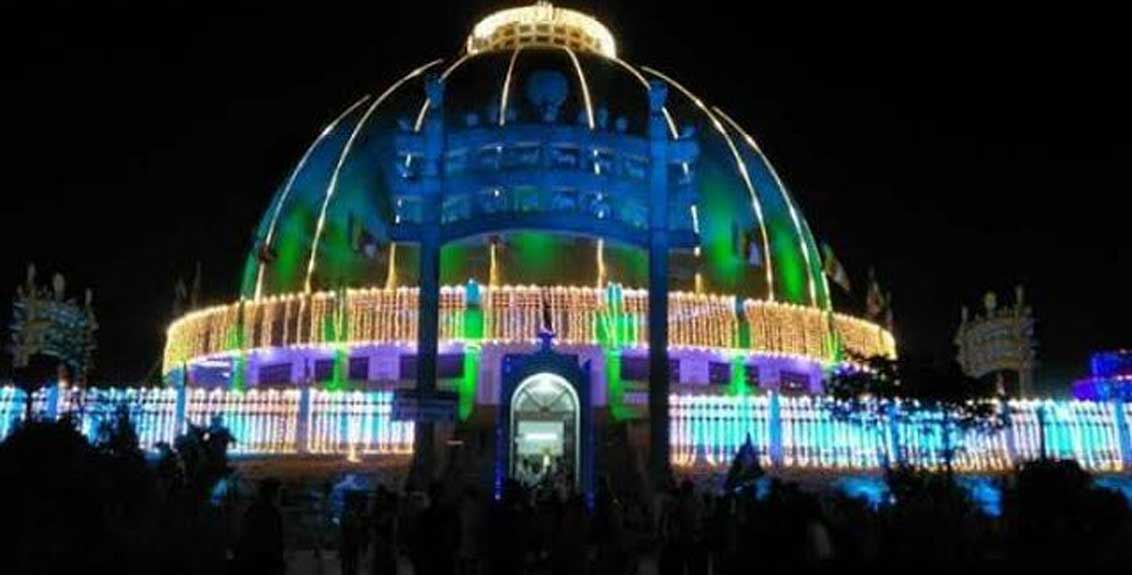 There will be no Dhamma Chakra Pravartan Day celebrations this year