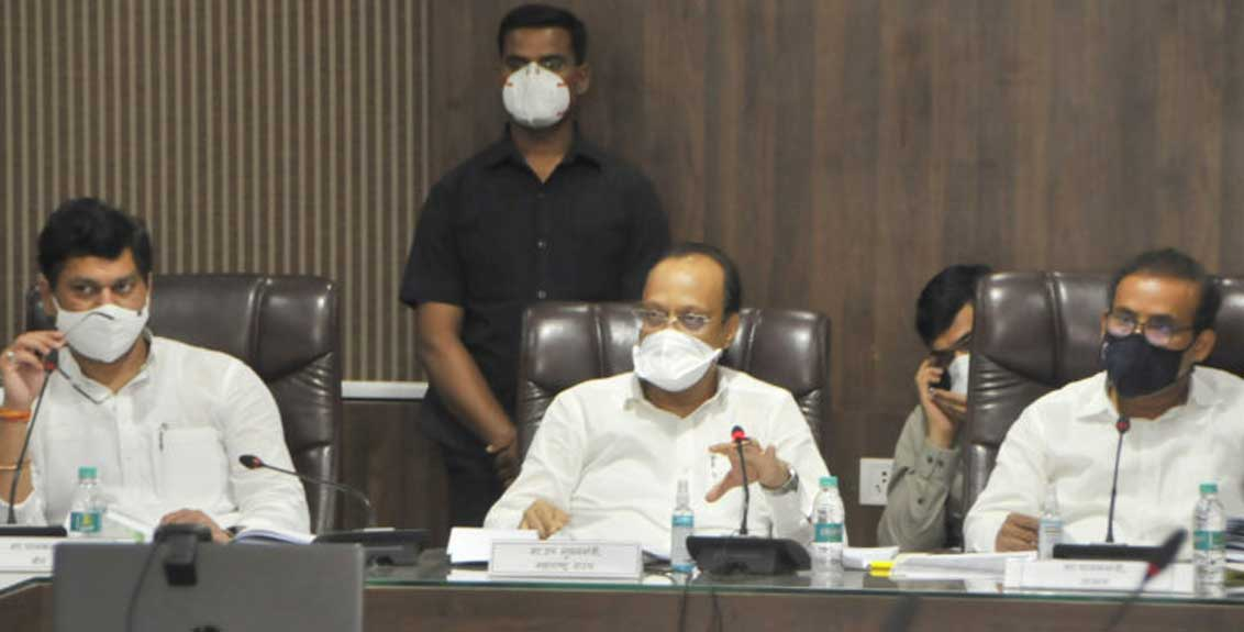 Government always with the support of farmers - Deputy Chief Minister Ajit Pawar