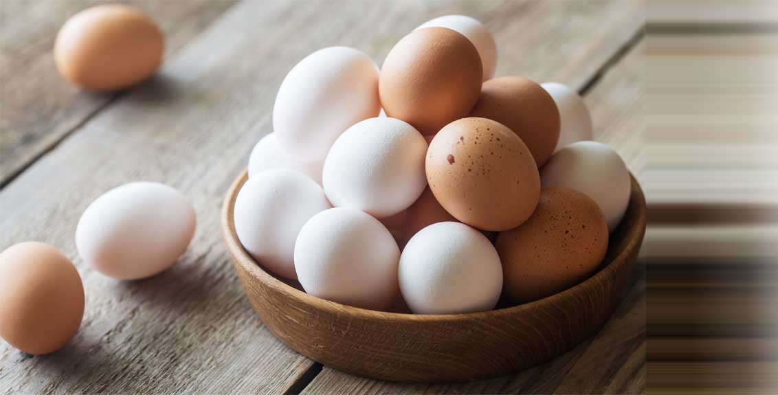 egg can be contaminated with dangerous bacteria that make you seriously sick